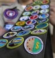 Merit Badge Photo